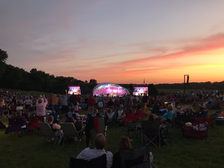 Symphony on the Prairie