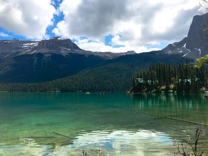 Emerald Lake Views