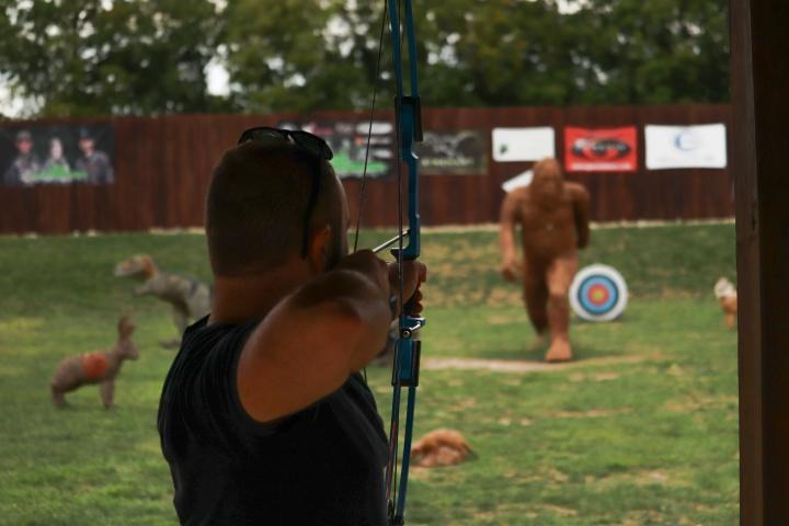 Koteewi Archery Range
